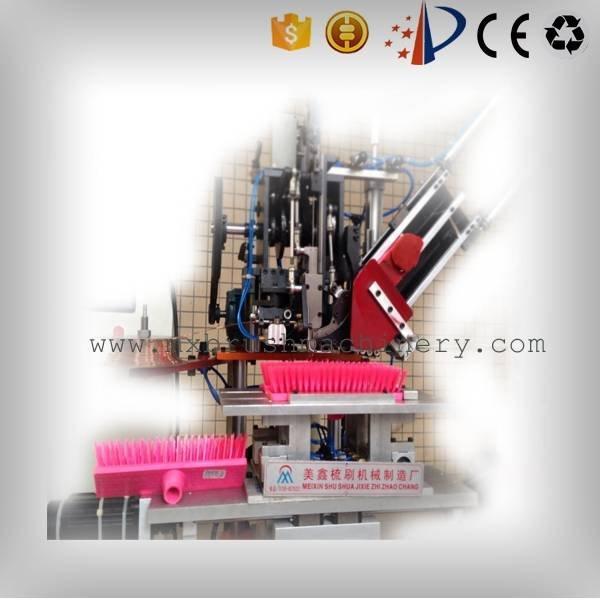 MX161 2 محور مكنسة تفتيت آلة الملابس فرش