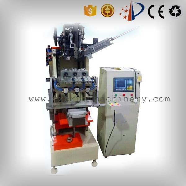MX186 Máquina de acolchonamiento de cepillo Jade 5 ejes