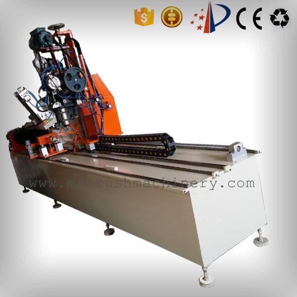 Mx201 cepillo de 3 ejes de perforación y acolchonamiento de la máquina