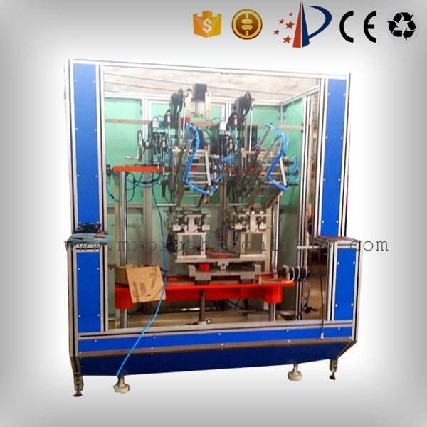 MX165 Máquinas de hojalata de doble cabeza de 2 ejes