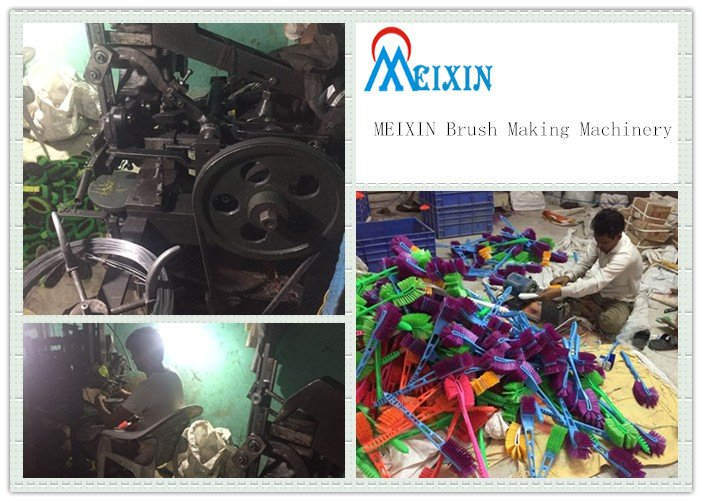 MEIXIN brush making machinery