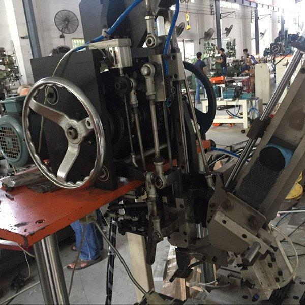 product-MEIXIN-MX 2 Axis Abrassive Wire Brush Tufting Machine-img-1