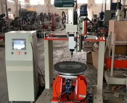 Special Brush Making Machine