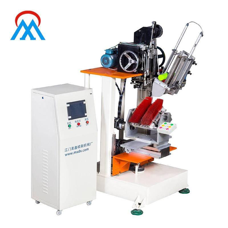 product-MEIXIN-4 Axis 1 Head Broom Tufting Machine-img-1