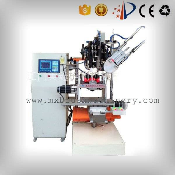 product-4 Axis Toilet Brush Tufting Machine-MEIXIN-img-2