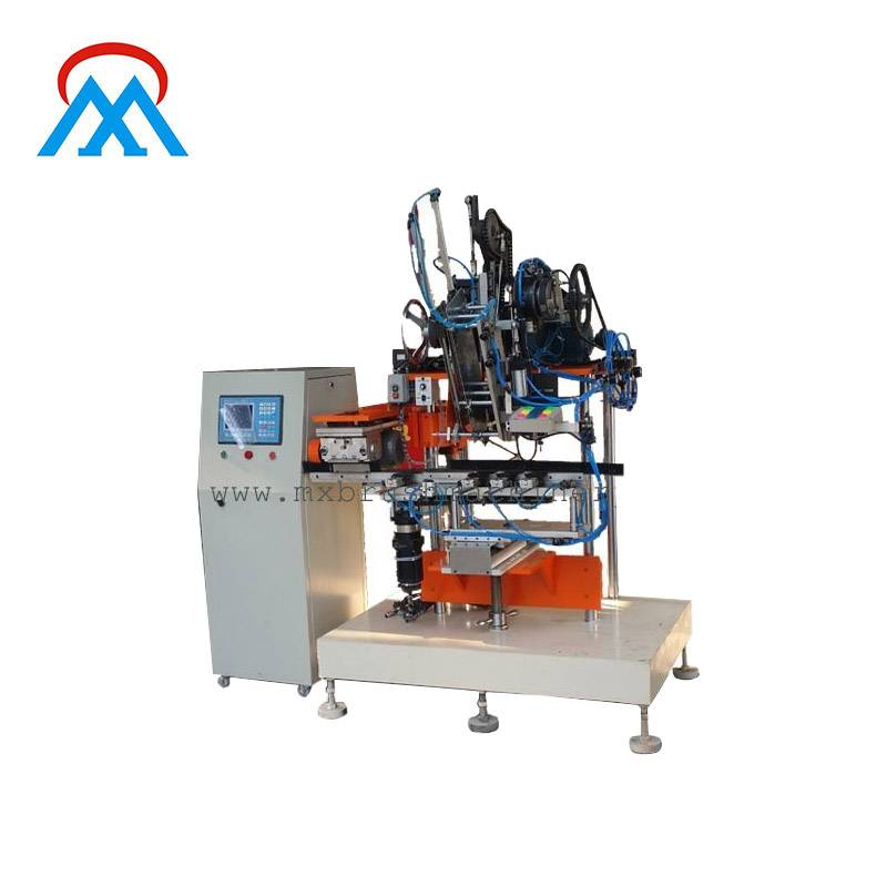 MX208 2 Axis Tufting Brush Machine