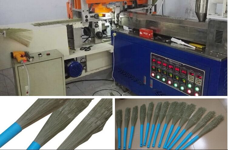 hot selling trimming machine directly sale for PET brush-brush drilling and tufting machine, brush m