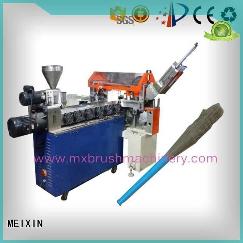 Manual Broom Trimming Machine trimming toilet machine flaggable MEIXIN