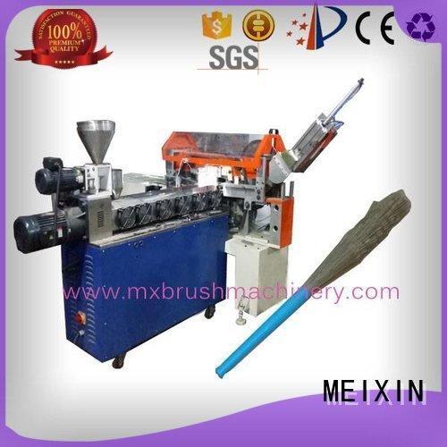MEIXIN cutting jhadu co Manual Broom Trimming Machine toilet