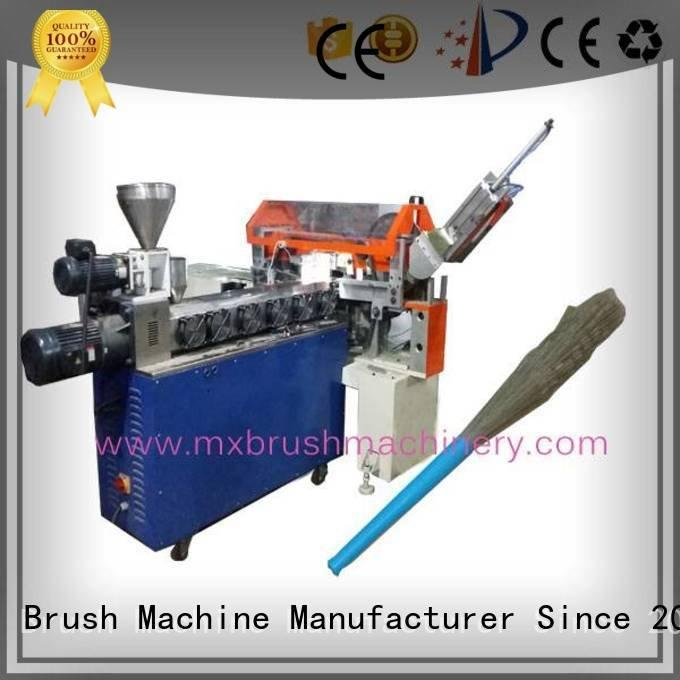 Manual Broom Trimming Machine flaggable MEIXIN Brand