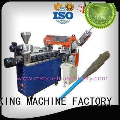 toilet brush trimming machine broom MEIXIN