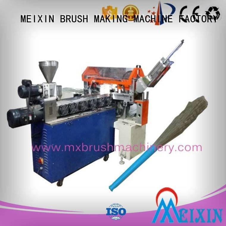 OEM trimming machine machine twisted Manual Broom Trimming Machine