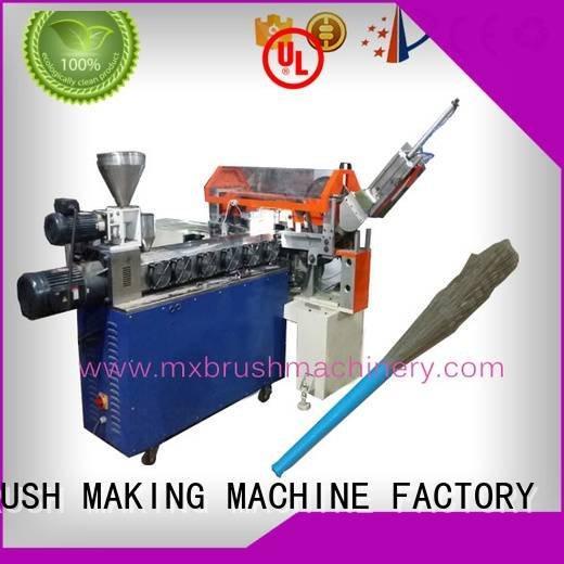 MEIXIN Manual Broom Trimming Machine manual and cutting jhadu