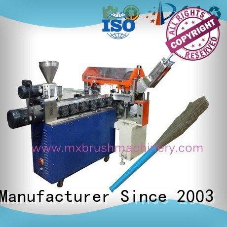 MEIXIN Brand phool jhadu broom trimming machine automatic