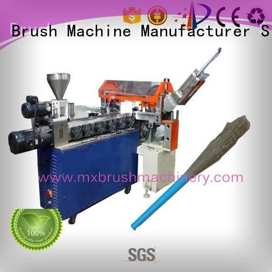 brush filament making Manual Broom Trimming Machine MEIXIN