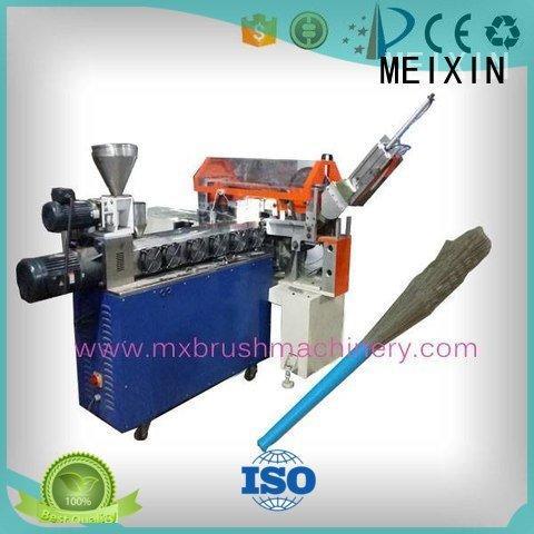 Manual Broom Trimming Machine toilet pneunatic trimming machine MEIXIN Warranty