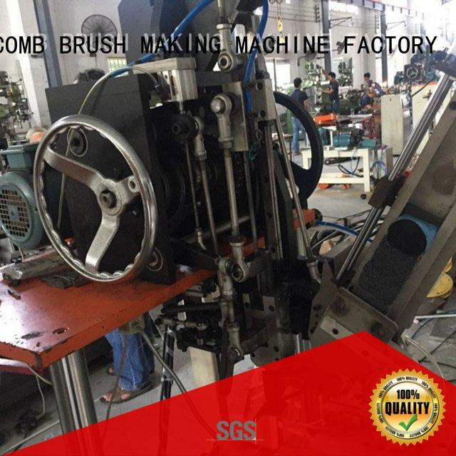 MX 2 Axis Abrassive Wire Brush Tufting Machine