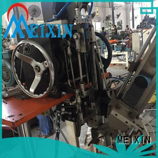 MEIXIN cnc brush tufting machine directly sale for PET brush