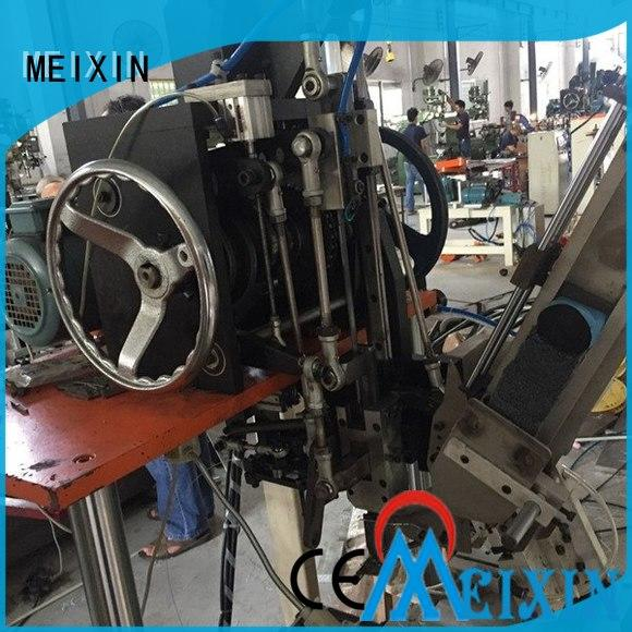 MEIXIN Drilling And Tufting Machine from China for bristle brush