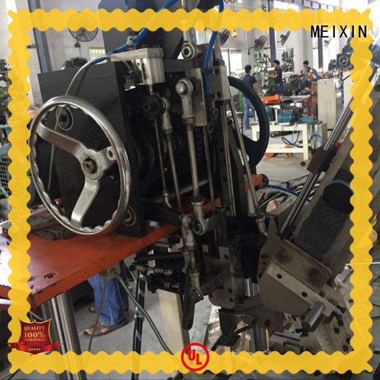 MEIXIN Drilling And Tufting Machine series for PET brush