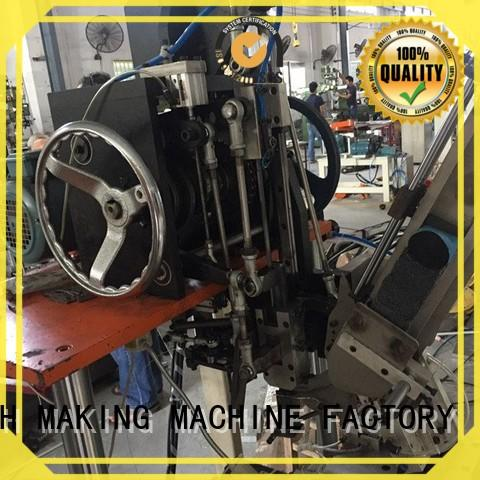 independent motion broom tufting machine from China for industry