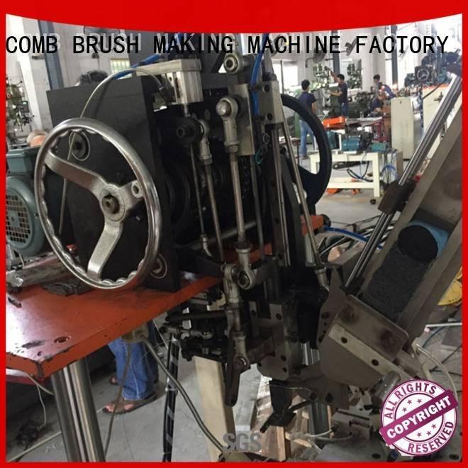 OEM cnc brush tufting machine heads machine drilling Drilling And Tufting Machine