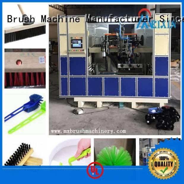MEIXIN broom Brush Drilling And Tufting Machine machine axis