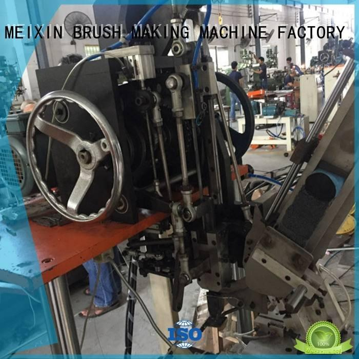 cnc brush tufting machine mx axis OEM Drilling And Tufting Machine MEIXIN