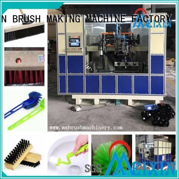 OEM Brush Drilling And Tufting Machine tufting drilling 5 Axis Brush Drilling And Tufting Machine