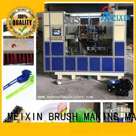MEIXIN heads toilet Brush Drilling And Tufting Machine machine axis