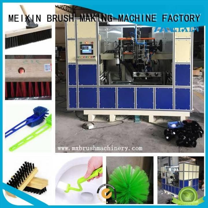 drilling axis 5 Axis Brush Drilling And Tufting Machine MEIXIN