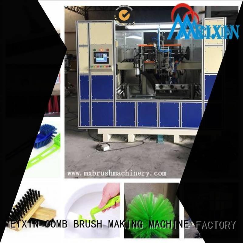 Custom Brush Drilling And Tufting Machine tufting brush heads MEIXIN