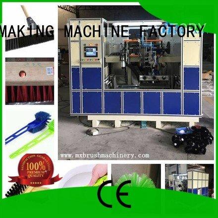 5 Axis Brush Drilling And Tufting Machine axis toilet ttufting drilling