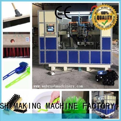 MEIXIN Brand toilet drilling broom 5 Axis Brush Drilling And Tufting Machine
