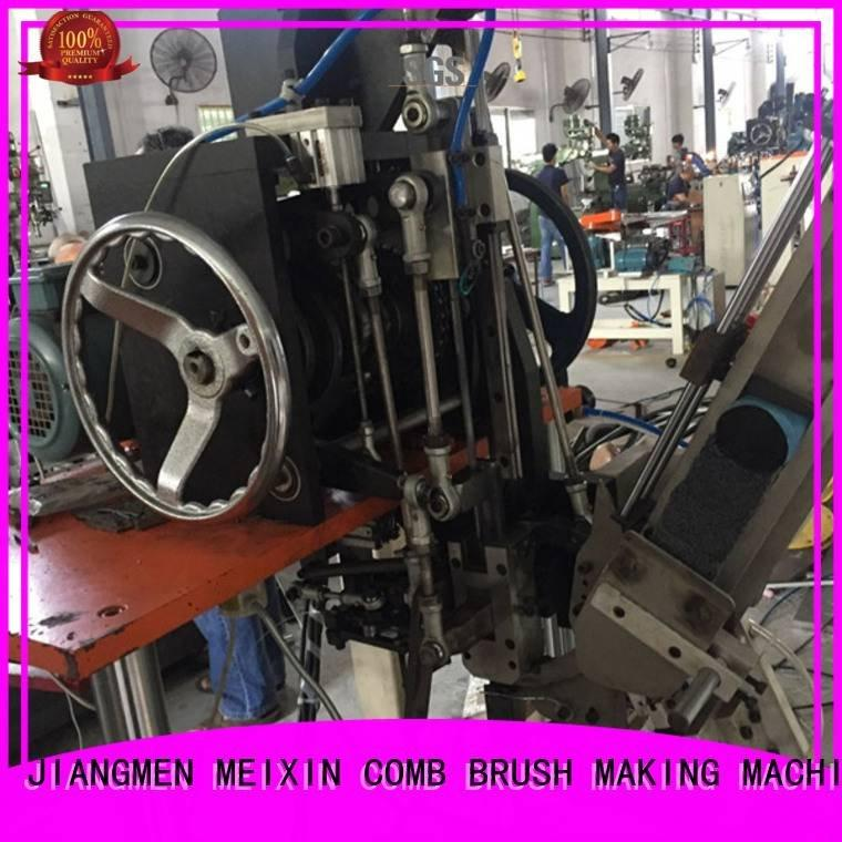Hot cnc brush tufting machine machine heads mx MEIXIN Brand