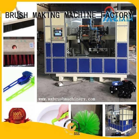5 Axis Brush Drilling And Tufting Machine heads machine Brush Drilling And Tufting Machine MEIXIN Brand