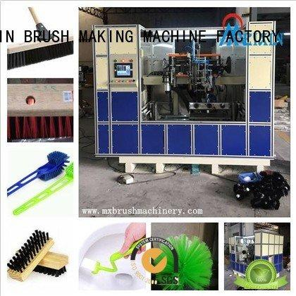 MEIXIN Brand broom ttufting machine Brush Drilling And Tufting Machine