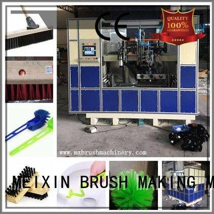MEIXIN Brush Drilling And Tufting Machine toilet machine axis tufting
