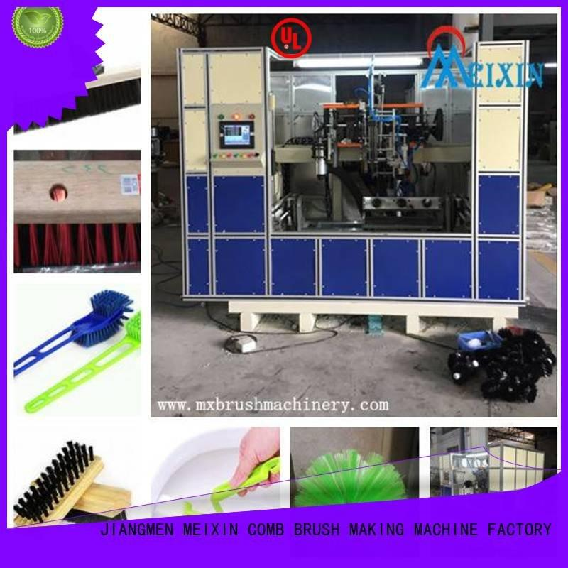 OEM Brush Making Machine double clothes brush making machine price