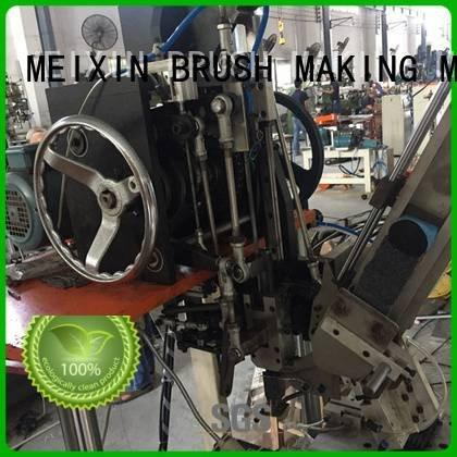 MEIXIN Brand and mx208 drilling cnc brush tufting machine