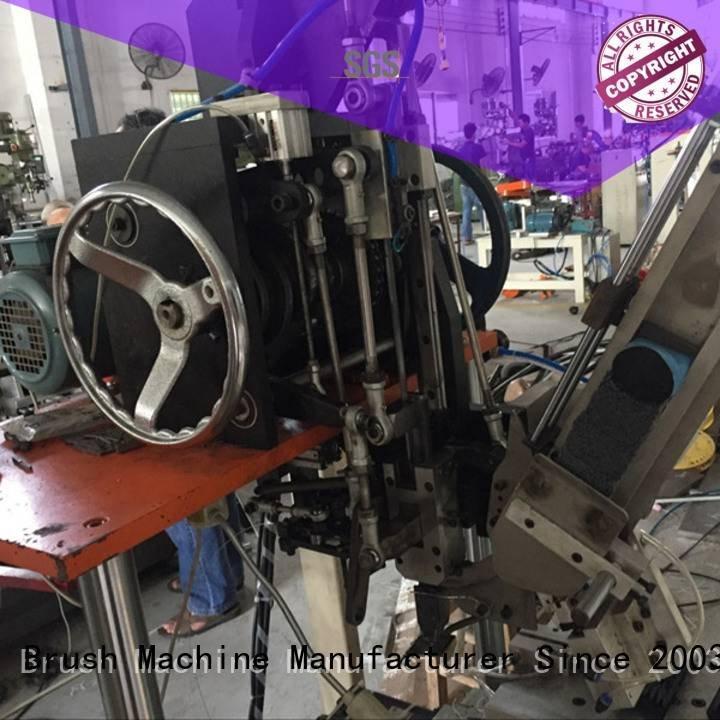 cnc brush tufting machine abrassive Warranty