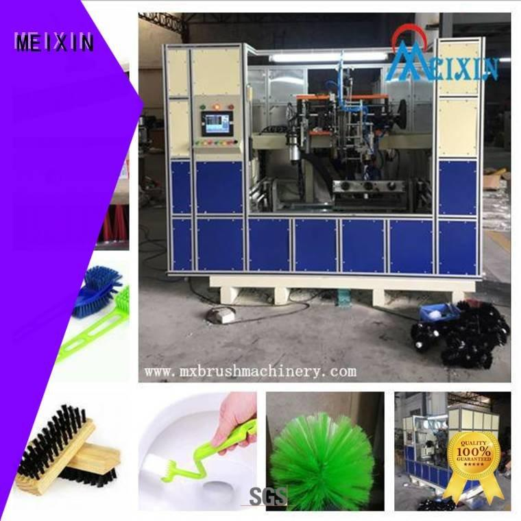 5 Axis Brush Drilling And Tufting Machine toilet machine Brush Drilling And Tufting Machine MEIXIN Warranty