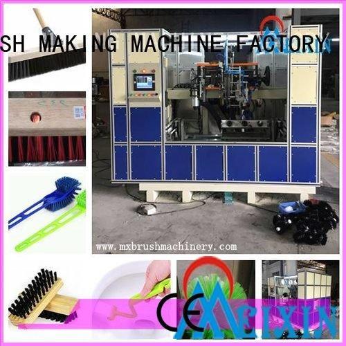 brush tufting machine heads MEIXIN 5 Axis Brush Drilling And Tufting Machine