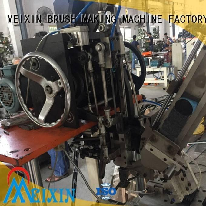 brush heads MEIXIN Drilling And Tufting Machine