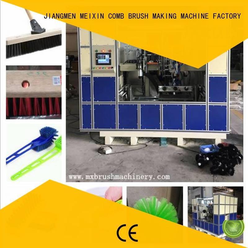 MEIXIN Brand machine brushes brush making machine price mx165 mx160