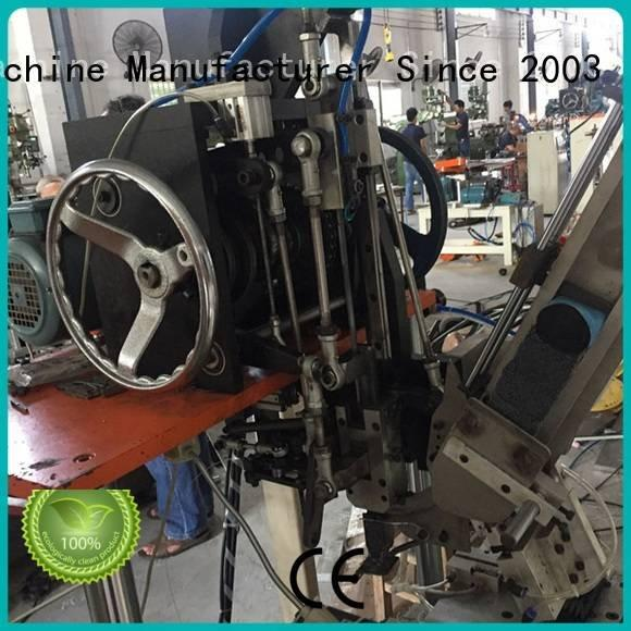 MEIXIN cnc brush tufting machine heads tufting and