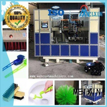 tufting ttufting toilet drilling MEIXIN 5 Axis Brush Drilling And Tufting Machine
