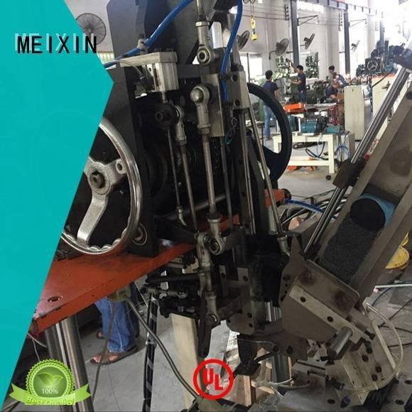 cnc brush tufting machine machine heads wire mx MEIXIN