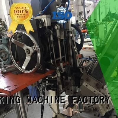 axis and machine heads MEIXIN Drilling And Tufting Machine