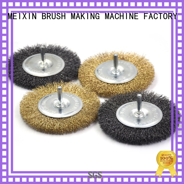 MEIXIN deburring deburring brush with good price for household